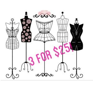 Dresses & Skirts - Sale! 3 items for $25!